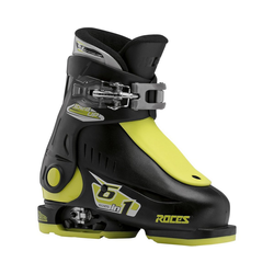Roces Skischuhe Idea UP black-lime Skischuh