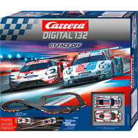 Carrera Digital 132 GT Face Off 20030012