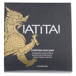 IATITAI MEN Gesichtsseife Bamboo Black 50 g