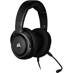 Corsair HS35 STEREO Gaming Headset Gaming-Headset grau