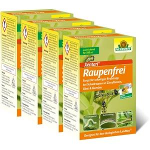 Neudorff Raupenfrei Xentari 100g gegen Buchsbaumzünsler an Buchsbäumen