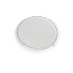 Nordiska Plast Deckel für Plastikeimer Weiß 10L