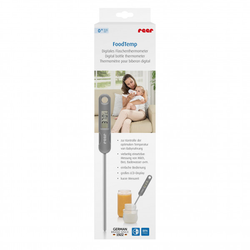 Flaschen-Thermometer digital