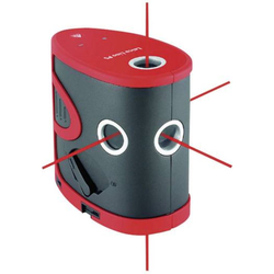 Punktlaser selbstnivellierend LINO P5 | 15m