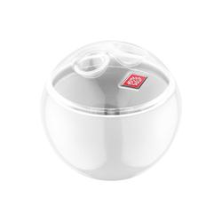 WESCO Aufbewahrungsbox Aufbewahrungsdose Miniball, Vorratsdose weiß