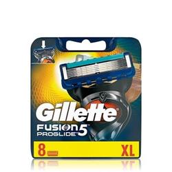 Gillette Fusion5 Proglide ostrza golarki  8 Stk