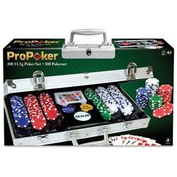 ProPoker Poker-Koffer, 300 Teile