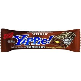 WEIDER Yippie Brownie-Vanille Riegel 70 g