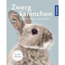 Zwergkaninchen als Buch von Angela Beck