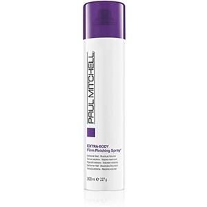 Paul Mitchell Extra-Body Firm Finishing Spray - Volume-Haarspray für Glanz und extra starken Halt, Anti-Frizz Styling-Spray für feines Haar, 300 ml