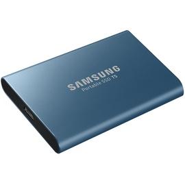 Samsung Portable SSD T5 250GB blau (MU-PA250B/EU)