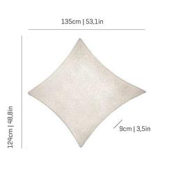 Kite LED Wand- und Deckenleuchte - Klein