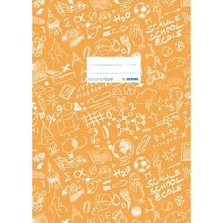 Heftschoner A4 Schoolydoo orange