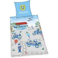 Herding Polizei (135x200+80x80cm)