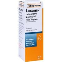Ratiopharm LAXANS-ratiopharm 7,5 mg/ml Pico Tropfen