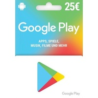 Google play - Gamecard (25 USD)