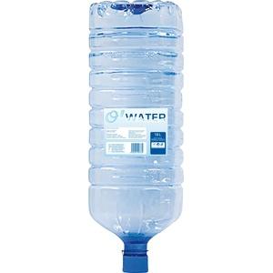 O-Water Quellwasser 18 Liter. 16 Flaschen. Keine Pfandflaschen, Wasser und Kunststoff