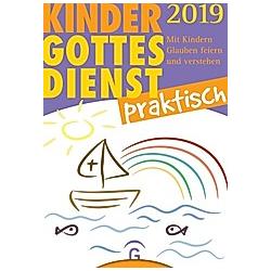 Kindergottesdienst praktisch 2019 - Buch