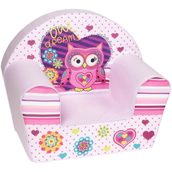 Knorrtoys® Sessel Owl, Made in Europe