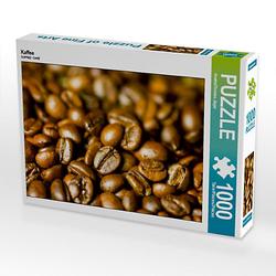 Kaffee Lege-Größe 64 x 48 cm Foto-Puzzle Bild von Anette Jäger Puzzle