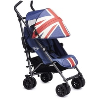 EasyWalker MINI Buggy+ Union Jack Vintage