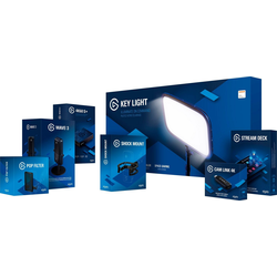 Elgato Streaming Boxen Elgato Streaming Bundle, Pro Pack, (7 St)