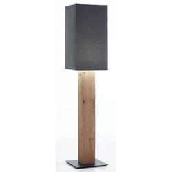 Hartmann Stehlampe Massivholz rustikal