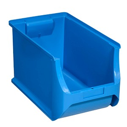 Allit ProfiPlus Box 4H Aufbewahrungsboxen blau