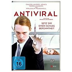 Antiviral - DVD  Filme
