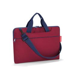 REISENTHEL® Laptoptasche netbookbag Dark Ruby