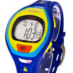 Timex® Ironman Digitaluhr Timex Ironman Sleek 50 TW5M01600 blau