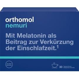 Orthomol Nemuri Granulat 30 St.
