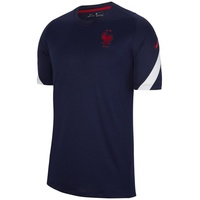 Nike Trainingsshirt Frankreich Breathe Strike blau XL