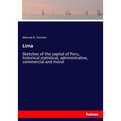 Lima als Buch von Manual A. Fuentes