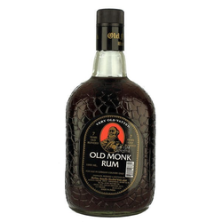 Old Monk Very Old Vatted Rum 7 Years 42,8% vol.