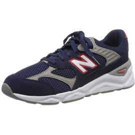 New Balance Men's X-90 Reconstructed pigment/team red 45