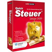 Lexware QuickSteuer Deluxe 2020 ESD DE Win