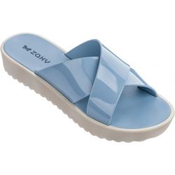 ZAXY CLUBBER PLATFORM Sandale 2018 blue - 35/36