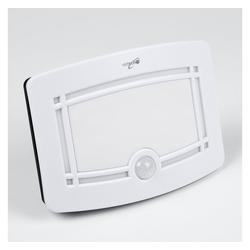 HEITECH Unterbauleuchte LED Lichtleiste mit Bewegungsmelder innen - batteriebetriebene Wandleuchte mit automatischer Lichtaktivierung - Batterie Nachtlicht kabellos für Küche & Schrank - Schranklicht Schrankleuchte (1-St)