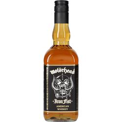 Motörhead American Whisky 40% 0,7 ltr.