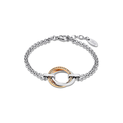 Lotus Style Edelstahlarmband JLS1780-2-2 Lotus Style Armband silber LS1780-2/2 (Armbänder), Armbänder für Damen Edelstahl (Stainless Steel)