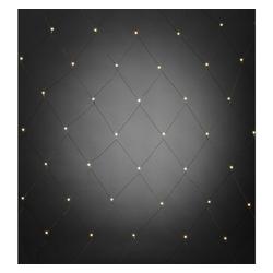 KONSTSMIDE Lichtervorhang 3679-107 LED-Lichternetz 80 LEDs