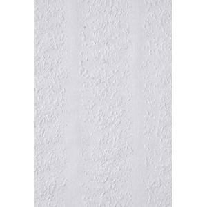Erfurt 2205-03 Stripes 52 Vlies-Rauhfaser Rauhvlies, weiß, 2 Rollen je 25x0,72m