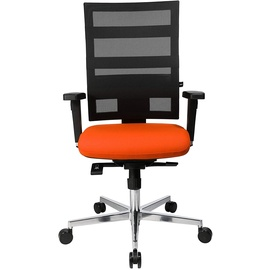 TOPSTAR Sitness X-Pander Plus orange/schwarz