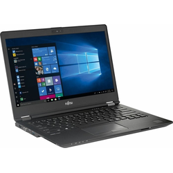 "Fujitsu Lifebook U7410 (14"", Full HD, Intel Core i7-10510U, 16GB, 512GB, LTE), Notebook, Schwarz"