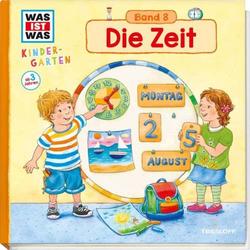 WAS IST WAS Kindergarten - Die Zeit 978-3-7886-1935-0