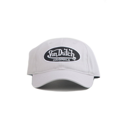 Von Dutch Baseball Cap Von Dutch Cap VENTURA Grau Grey