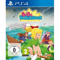 Bibi Blocksberg Das große Hexenbesen-Rennen! 3 - PS4