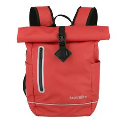 Travelite Basics Rucksack 45 cm rot