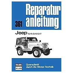 Jeep  CJ-5  CJ-6  CJ-7; . - Buch